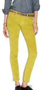 Lucky Brand Jeans Jeans Skinny Pants Lime