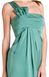 Armani Collezioni Silk Cocktail Evening Day Dress