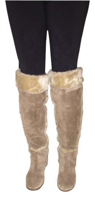 Item - Taupe Boots/Booties Size US 9 Regular (M, B)