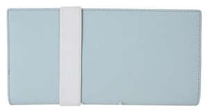 Danier * Danier Baby Blue Large Travel Wallet