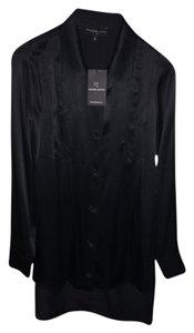 Heather Lawton Shirt Shirt Silk Dress