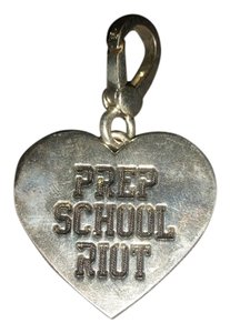 Juicy Couture Juicy Couture prep school riot silver charm