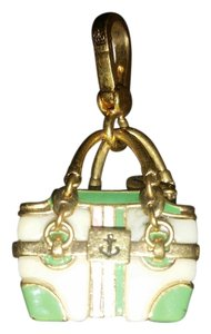 Juicy Couture Juicy Couture green purse charm