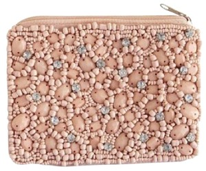 Wristlet in Coral