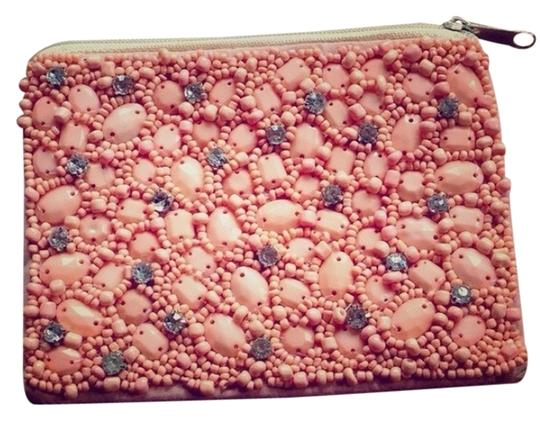 Other Wristlet in Coral