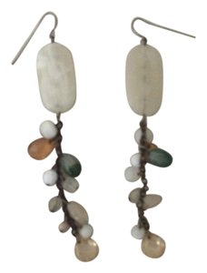 Other Stone Drop Earrings