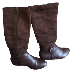 1 Madison Brown Boots
