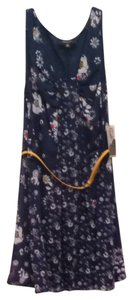 Jason Wu for Target short dress Navy Blue/ White / Red/ Yellow on Tradesy