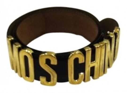 Moschino Moschino Black Belt