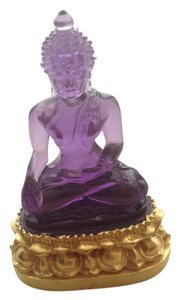 Other Royal Purple and Gold Buddha