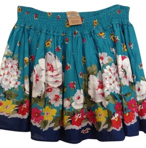 Hollister Skirt Floral