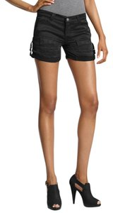 Rich & Skinny Cargo Shorts Black