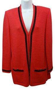 St. John Knit Jacket Cardigan