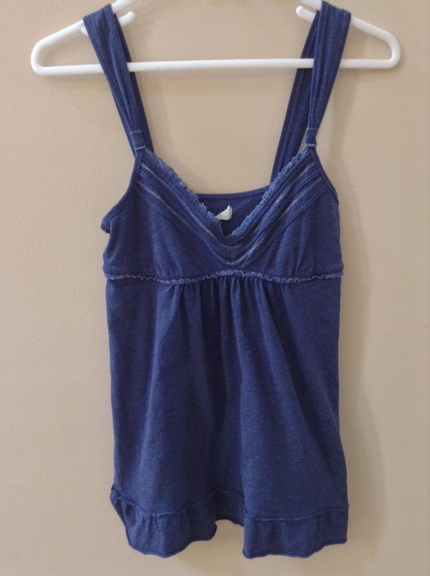Hollister Top Blue