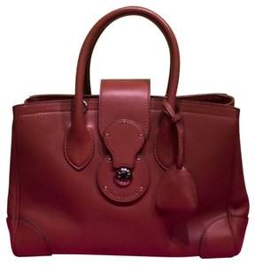 Ralph Lauren Collection Tote in Gold