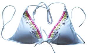 Victoria's Secret New Victoria's Secret Embellished Swim Bra