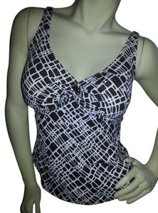 Jantzen Brown Tankini Top