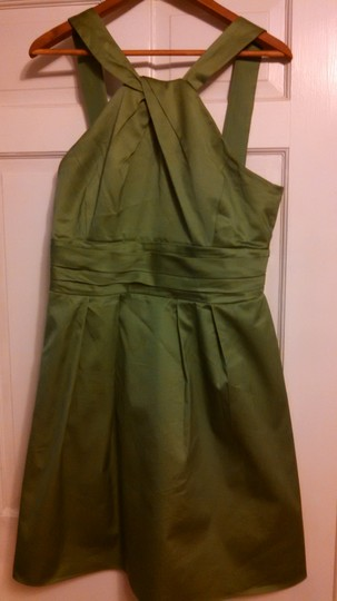 Clover Green Cotton 83690 Formal Dress Size 12 (L)