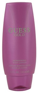 Guess GUESS GOLD by GUESS ~ Women's Shimmering Body Lotion (TESTER) 5 oz