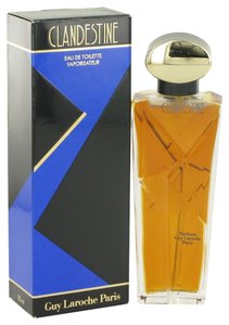 Guy Laroche CLANDESTINE by GUY LAROCHE ~ Women's Eau de Toilette Spray 1.7 oz