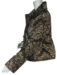 Dolce&Gabbana black / gold Jacket