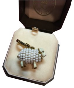 Juicy Couture NWT!! JUICY COUTURE RARE and HTF COVETED ADORABLE LAMB SHEEP CHARM!