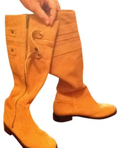 Colin Stuart Harvest Tan Boots