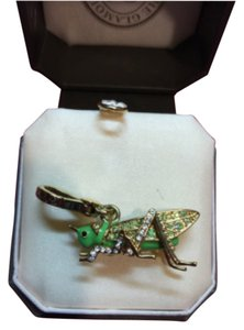Juicy Couture NEW!! JUICY COUTURE RARE and HTF COVETED ADORABLE DIAMOND PAVE GRASSHOPPER CHARM!!