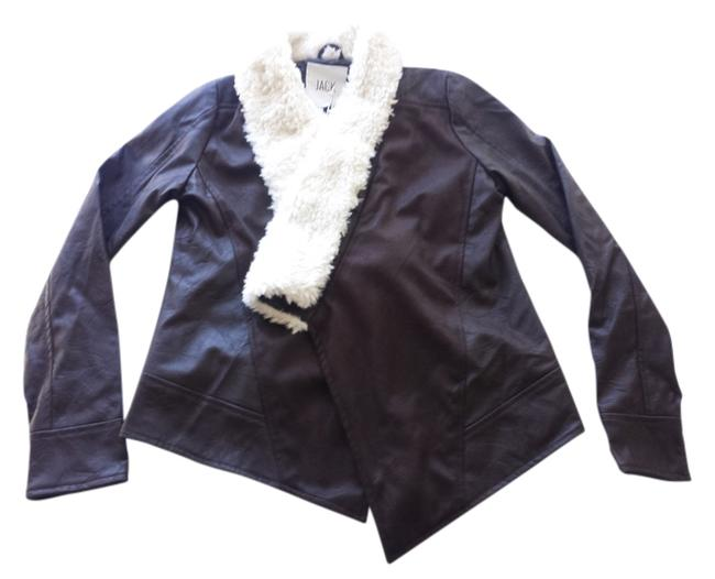 Preload https://item1.tradesy.com/images/jack-brown-leather-jacket-size-6-s-11984755-0-1.jpg?width=400&height=650