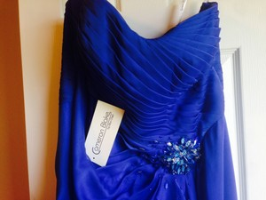 Royal Blue 113616 Dress