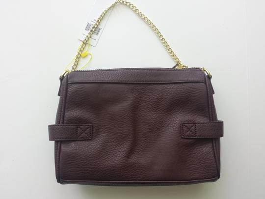 BCBGMAXAZRIA Bcbg Brown Clutch