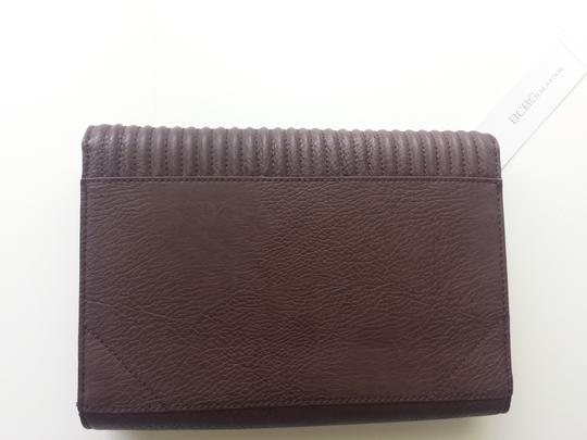 BCBGeneration Bcbg Brown Clutch