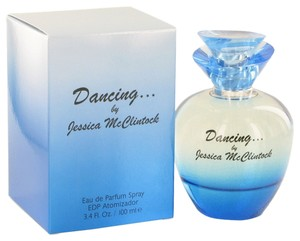 Jessica McClintock DANCING by JESSICA MCCLINTOCK ~ Women's Eau de Parfum Spray 3.4 oz