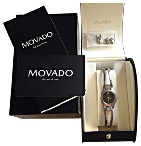 Movado Movado Amorosa Diamond Bracelet Watch