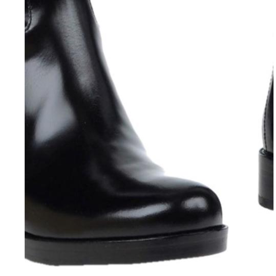 Michael Kors Black & White Boots