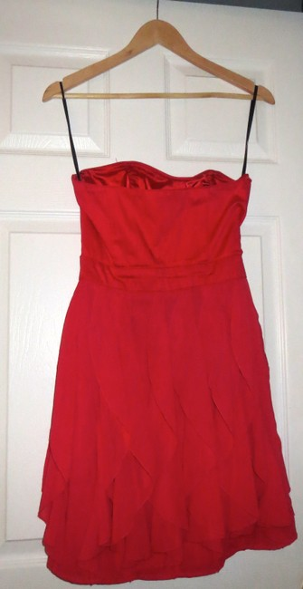 French Connection Small Size 4 Ruffle Dress