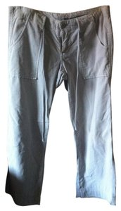 Lucky Brand Capris Blue gray