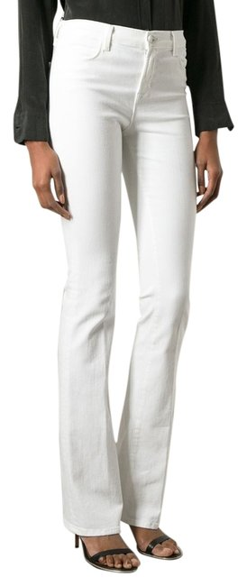 Preload https://item5.tradesy.com/images/j-brand-white-light-wash-remy-slim-high-waisted-boot-cut-jeans-size-24-0-xs-11989654-0-1.jpg?width=400&height=650