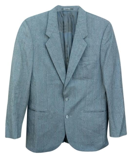 Preload https://item2.tradesy.com/images/ted-lapidus-charcoal-jacketblazer-for-men-blazer-size-12-l-11989996-0-1.jpg?width=400&height=650