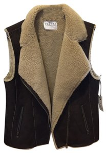 Graham & Spencer Faux Shearling Vest