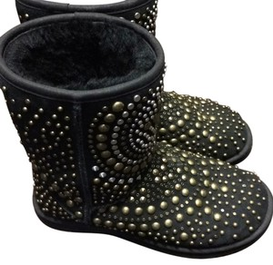 Jimmy Choo Ugg Studded Boots