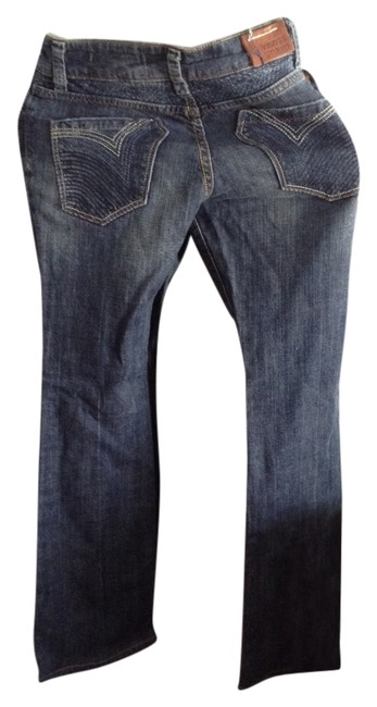 Preload https://item4.tradesy.com/images/boot-cut-jeans-size-25-2-xs-11990368-0-2.jpg?width=400&height=650