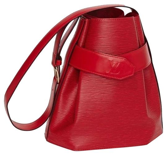 Preload https://item4.tradesy.com/images/louis-vuitton-red-leather-shoulder-bag-11990518-0-7.jpg?width=440&height=440