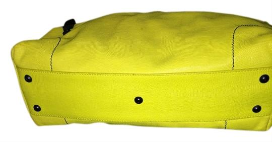 Furla Satchel in Yellow