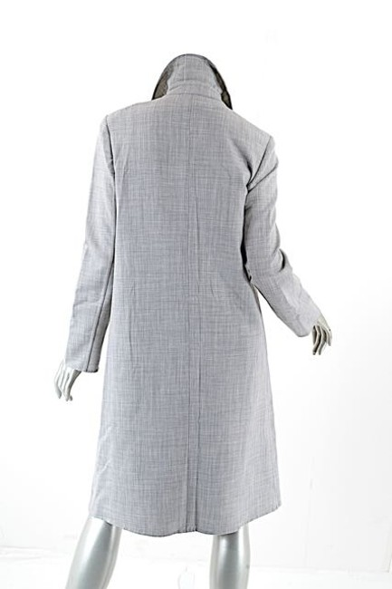 Michael Kors short dress Grey Coat on Tradesy