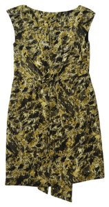 Vince Camuto Poly Polyester Fitted Sexy Dress