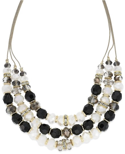 INC International Concepts International Concepts Triple Row Necklace