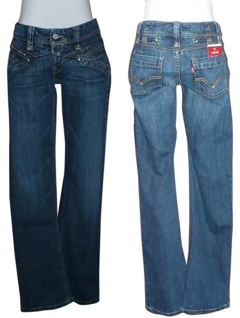Levi's European Buy 2 Get 1 Free: Featured Items (yellow Star) * Buy 1 Get 1 50% Off: Everything Else* Boot Cut Jeans-Medium Wash
