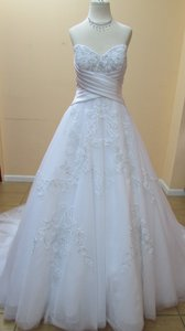 Alfred Angelo 256 Wedding Dress