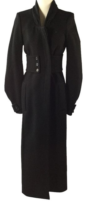 Preload https://item5.tradesy.com/images/karl-lagerfeld-black-tailcoat-pea-coat-size-4-s-1199249-0-6.jpg?width=400&height=650